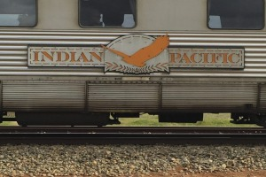 The Indian Pacific runs between Sydney and Perth.