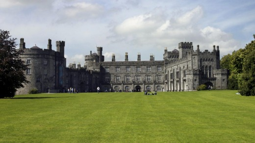 Kilkenny Castle, the seat of the most powerful dynasty in Anglo-Irish history for 600 years.