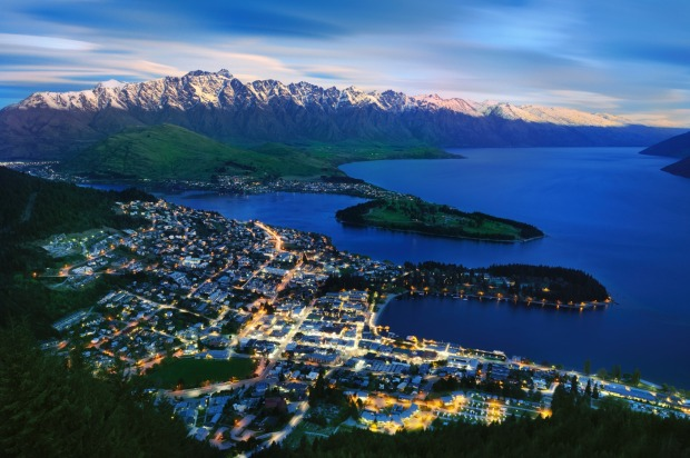 New Zealand: They're smart, the Kiwis. They saw a worldwide trend towards cycling, particularly cycling holidays, and ...