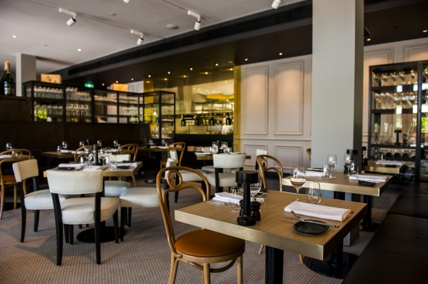 Buvette, the new French Restaurant at Hotel Realm, Canberra.