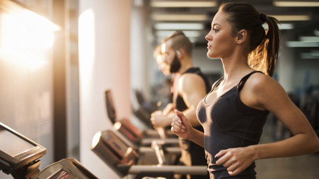 With most hotels offering gym facilities, get into gear when you check in.