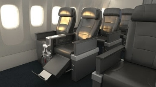 Price of premium economy on airlines versus economy: Why ...