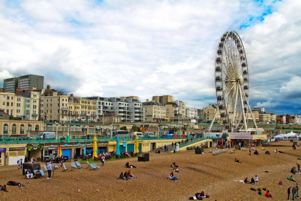 Brighton, United Kingdom.