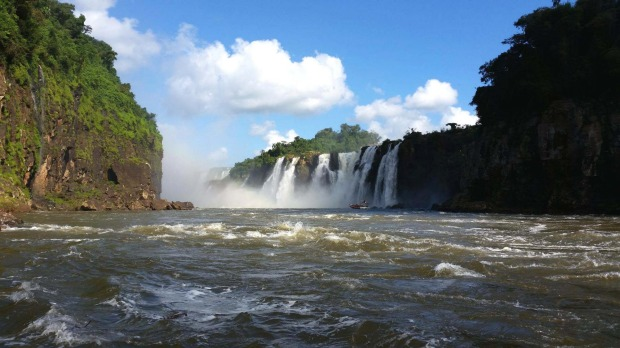 Foz do Iguacu, Brazil.