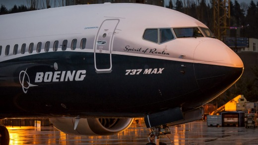 New Boeing 737 Max planes: Passenger anger at tiny toilets