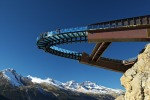 The Glacier Skywalk.