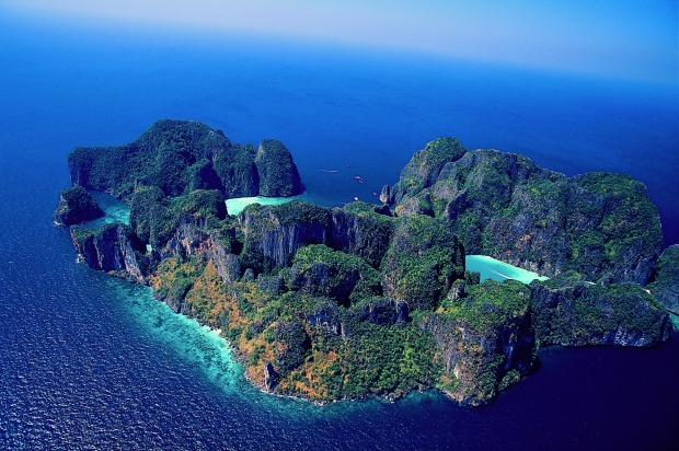 Thailand: A hong is essentially a secret garden, hidden from prying eyes and offering those lucky enough to visit a ...