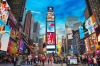 Times Square, New York City: The third most checked-in location is no surprise.