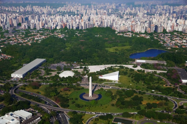 Ibirapuera Park, Brazil : With a vivid cultural scene, museum and music hall, this massive urban park is often compared ...