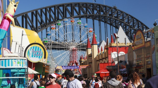 Sydney Harbour and its markets are fun explore for the entire family to explore.