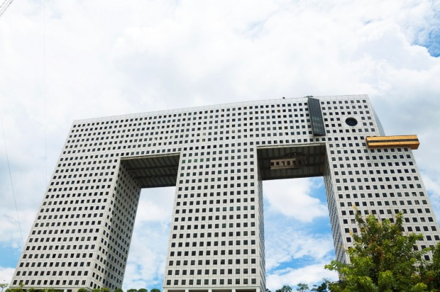 The Elephant Building, Bangkok: Dubbed the 'world's largest elephant,' this is one of the most talked about structures ...