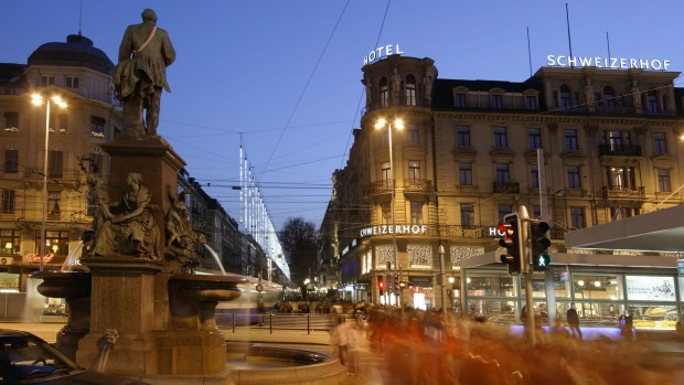 What Can I Do With A Seven Hour Stopover In Zurich Switzerland