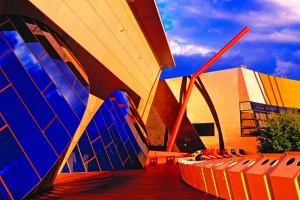 The National Museum of Australia.