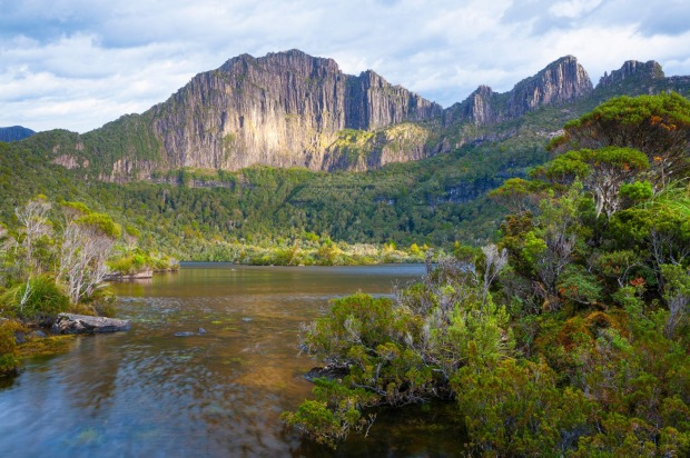 TASMANIAN WILDERNESS, AUSTRALIA: A truly wild landscape covering about a fifth of the state with a huge diversity of ...