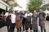 Chefs, featuring Gregory Gourdet and Vitaly Paley (from left) and Alvin Cailan from Eggslut (third from right).