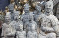 The Terracotta Warriors are Xian's chief drawcard.