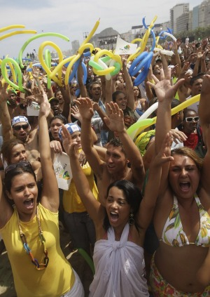 Rio will wow visitors for the Olympics.