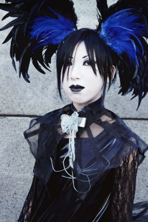Myth #1 Japan strict? A goth in Tokyo proves otherwise.