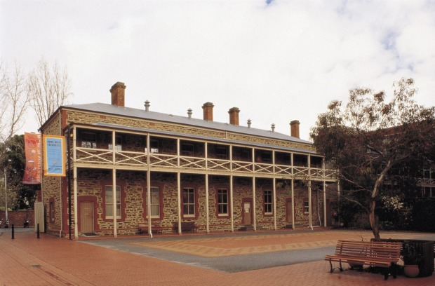 The Migration Museum in Adelaide.