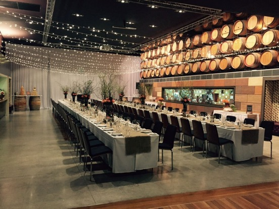 The National Wine Centre.
