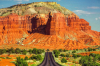 Scenic Byway 12 in Utah, USA, which passes straight through Capitol Reef National Park. By Traveller staffer Kylie ...