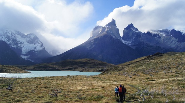 TORRES DEL PAINE (CHILE) South America's most recognisable mountains are a tangle of bent, broken and beautiful peaks ...
