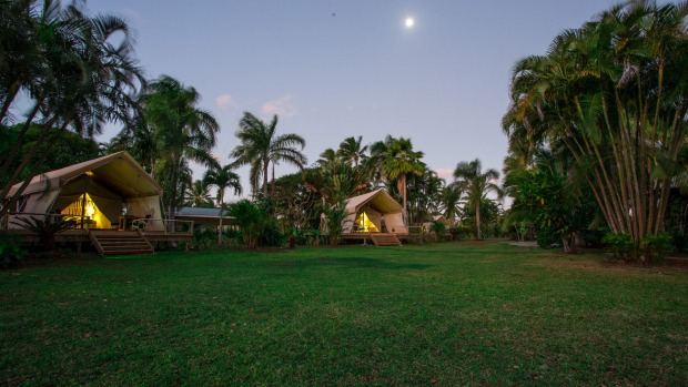 Ikurangi Eco Retreat in the Cook Islands.