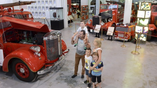 Museum of Fire, Penrith.