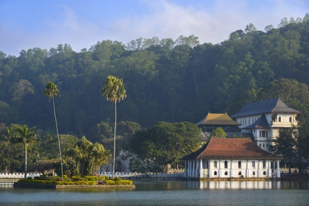KANDY, SRI LANKA: Kandy has just 120,000 residents but, like many small cities, is a cultural capital thanks to its ...