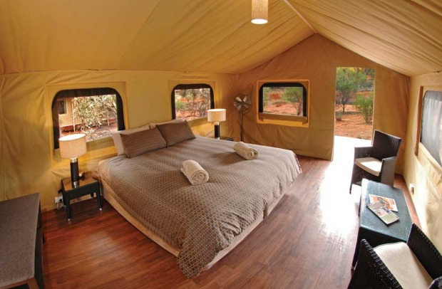 Kings Canyon Wilderness Lodge, Northern Territory.