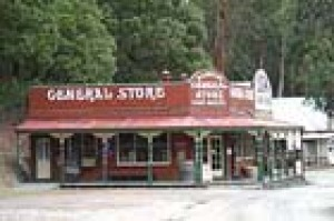 The General Store at Coal Creek Heritage Village