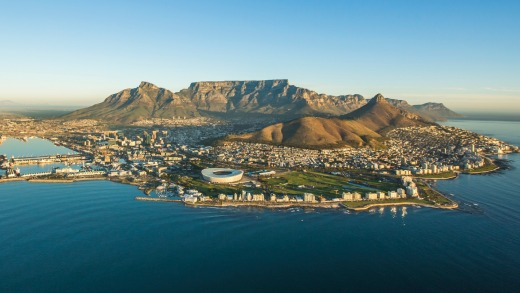 Stunning Cape Town.