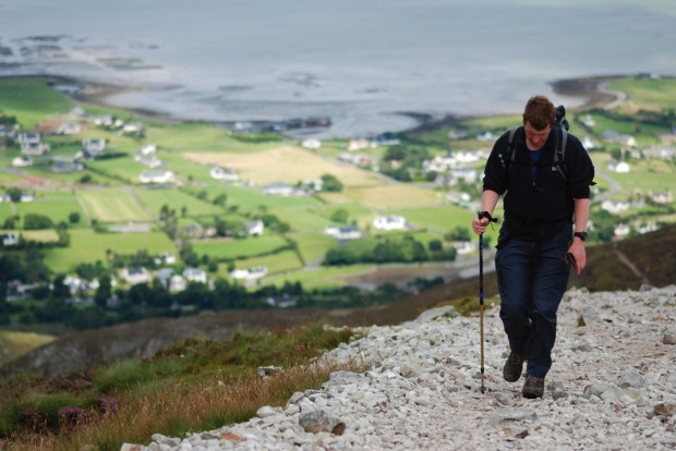 Croagh Patrick, Ireland: In Ireland's far west, this low-lying peak has earned fame as the spot where St Patrick - he of ...