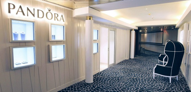 Take a look around P&O's newest cruise ships, Pacific Aria and Pacific Eden.