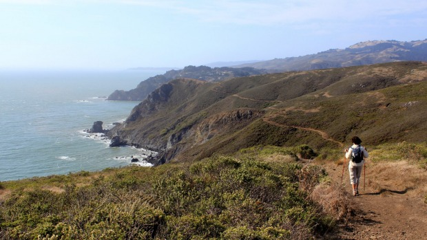 The self-guided luxury Wine Country Trek from San Francisco into Marin and Sonoma counties offers lavishly changing ...