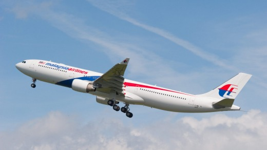 Malaysia Airlines A330-300.