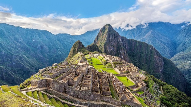 The ancient city was abandoned, virtually intact, around 1540.