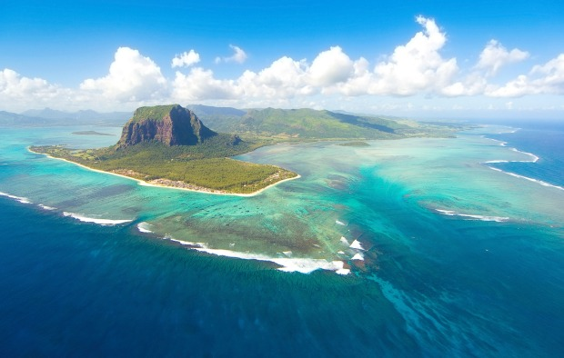 MAURITIUS: Trade winds often bring a multi-ethnic population, diverse cuisine and cultural blend to island nations, ...