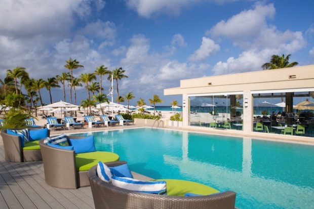 8. Bucuti & Tara Beach Resorts Aruba, Palm Eagle, Aruba.