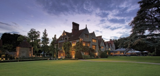 6. Belmond Le Manoir aux Quat'Saisons, Great Milton, United Kingdom.