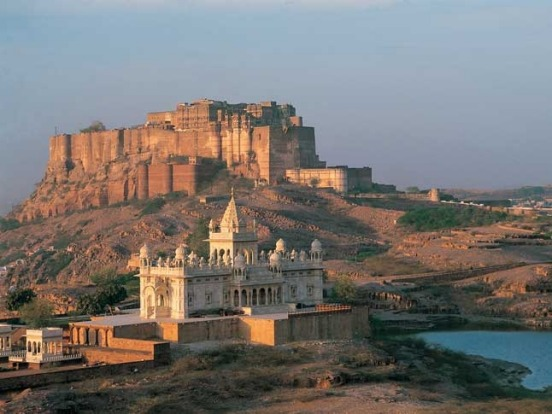 1.Umaid Bhawan Palace, Jodhpur, India.