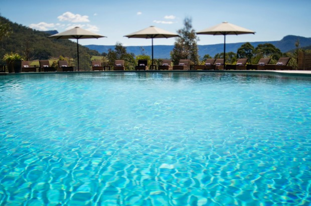 4. Emirates One&Only – Wolgan Valley, New South Wales .