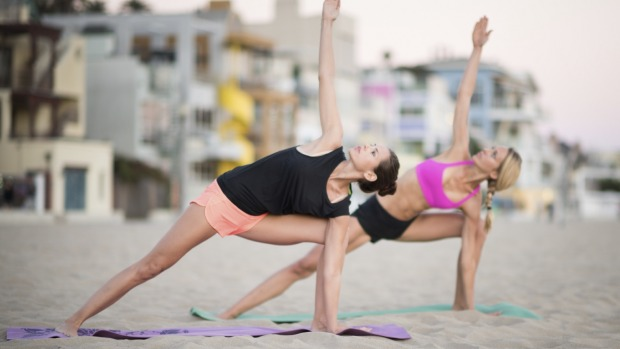Every form of yoga – from  paddleboard, acro, aerial, yoga booty ballet – reigns supreme in the holistic temple that is ...