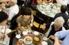 Lin Heung, Hing Kong: You've been to dim sum, or yum cha, before - but it won't have been anything like this.