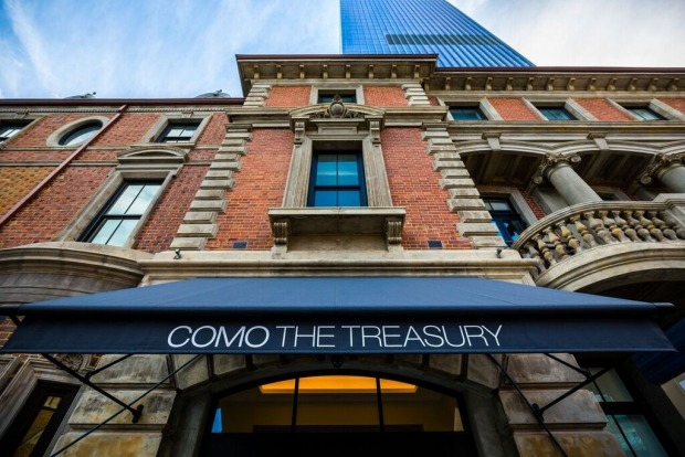 COMO The Treasury, Perth.