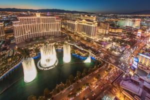 Las Vegas: Bigger, bolder and brighter than you imagine.