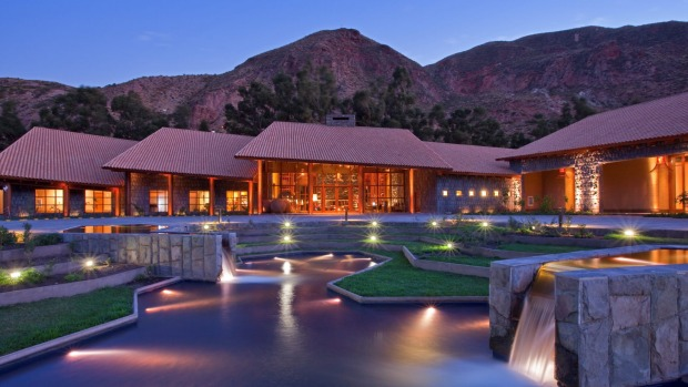 Tambo del Inka Luxury Resort & Spa review, Urubamba, Sacred Valley, Peru