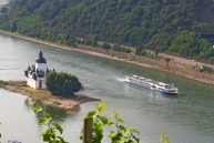 Avalon Visionary on the Rhine.