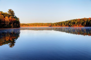 Walden Pond, Massachusetts: How lovely is the shore along Walden Pond? So lovely, it inspired a literary classic. Henry ...