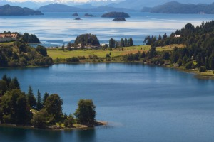 Lake Nahuel Huapi is the centrepiece of Argentina's spectacular Patagonia region.